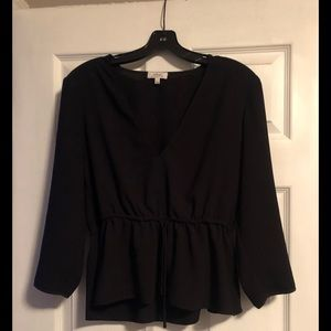 Black Wilfred free blouse